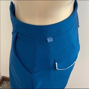 "lululemon athletica Shorts - RARE Lululemon ""Long Story Short"" Shorts Sz 2"